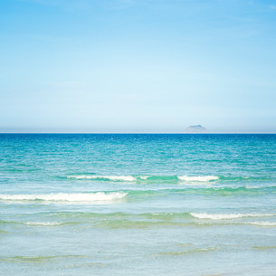 Tropical beachの写真素材 [FYI00778087]