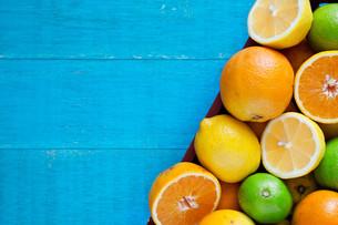Citrus Fruitsの写真素材 [FYI00778384]