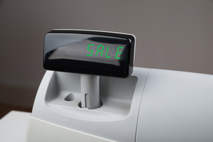 The Word Sale On Display Of Cash Registerの写真素材 [FYI00778511]