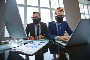 Business hackersの写真素材 [FYI00779586]