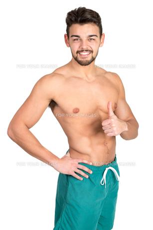 Fitnessの写真素材 [FYI00780238]