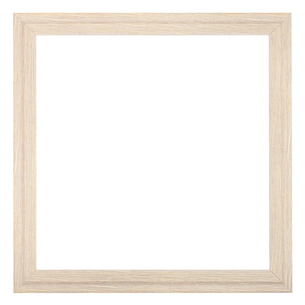 square wooden textured narrow picture frameの写真素材 [FYI00780313]