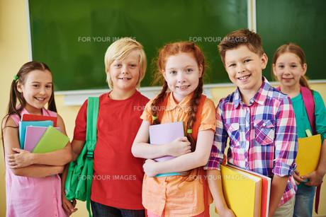 School friendsの写真素材 [FYI00780746]