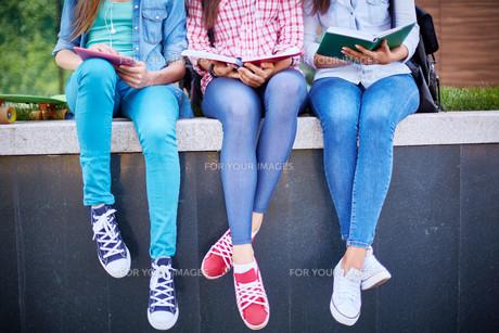 Outdoor educationの素材 [FYI00780802]