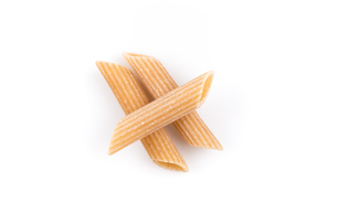 Wholegrain Penne Pastaの写真素材 [FYI00781391]