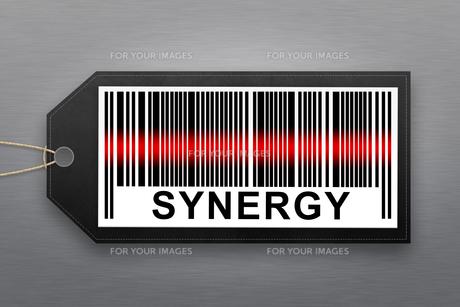 Synergy barcodeの素材 [FYI00781696]