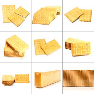 biscuitの写真素材 [FYI00781753]
