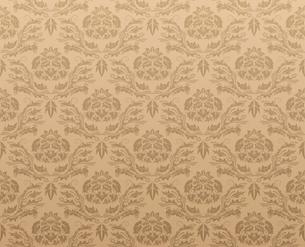 seamless damask patternの写真素材 [FYI00781937]