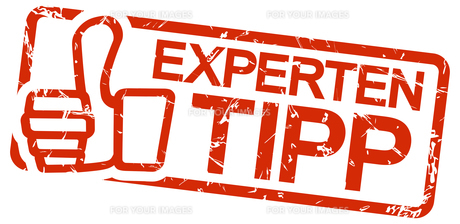 red stamp expert tipの素材 [FYI00781969]