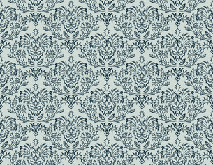 seamless damask patternの写真素材 [FYI00782003]