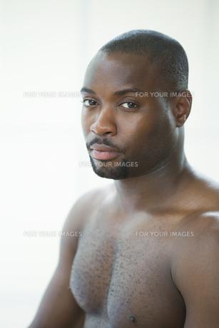 Male Portraitの写真素材 [FYI00782018]