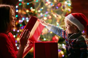 Christmas wonderの写真素材 [FYI00782106]