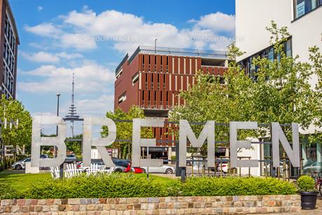 Speicherhafen / Marina Europahafen Bremen - Welcome to Bremenの素材 [FYI00782309]
