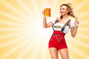 Alluring beer.の写真素材 [FYI00782757]