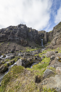 waterfallの写真素材 [FYI00782830]