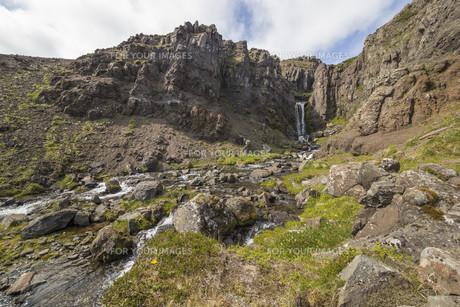 waterfallの写真素材 [FYI00782868]