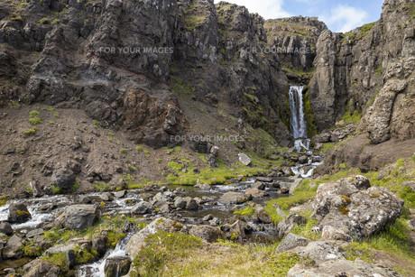 waterfallの写真素材 [FYI00782872]