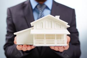 Selling houseの写真素材 [FYI00782962]
