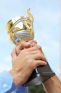 Union of winnersの写真素材 [FYI00782980]