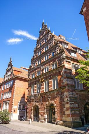 Weighing house / Stadtwaage Bremenの写真素材 [FYI00782994]