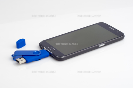 USB Flash Drive for Android Smart Phoneの素材 [FYI00783427]