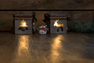 christmas decorationの素材 [FYI00783580]