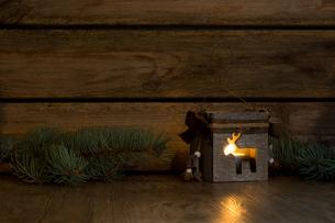 christmas decorationの素材 [FYI00783591]