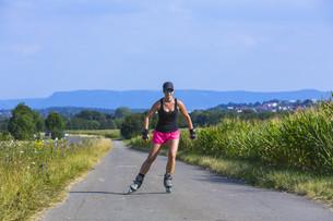 endurance sportsの写真素材 [FYI00784077]