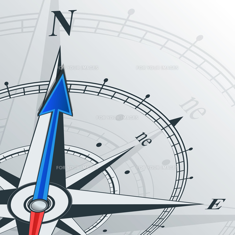 compass northの素材 [FYI00784090]