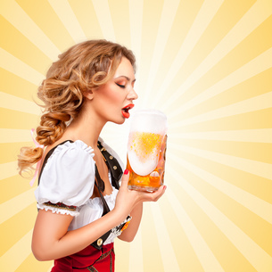 beveragesの写真素材 [FYI00784640]