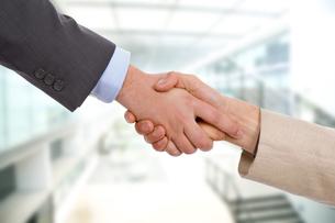 handshakeの素材 [FYI00784736]