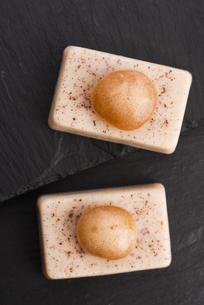 molecular gastronomy - dessertの写真素材 [FYI00784994]