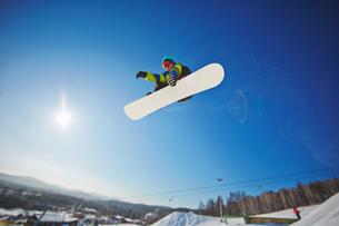 Winter sportの写真素材 [FYI00785228]