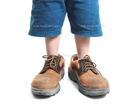 big shoesの素材 [FYI00785348]