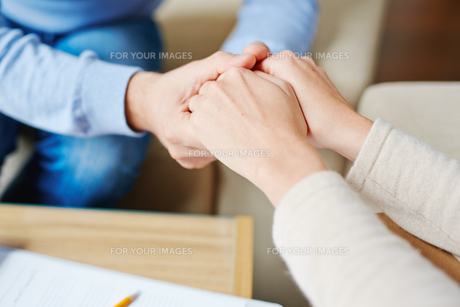 Helping handの素材 [FYI00785593]