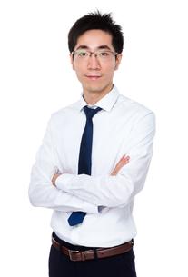 Businessmanの写真素材 [FYI00785703]