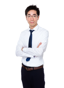 Businessmanの写真素材 [FYI00785717]