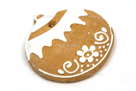 gingerbread for christmasの素材 [FYI00785921]