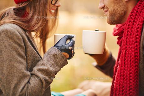 Outdoor teaの素材 [FYI00786023]