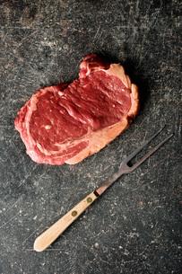 fresh raw beefの写真素材 [FYI00786099]