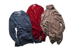 three sweatersの写真素材 [FYI00786440]