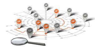 IP Trackingの素材 [FYI00786541]