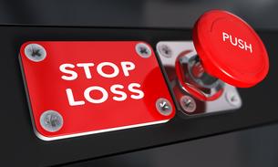 Stop Loss, Trading.の写真素材 [FYI00786561]