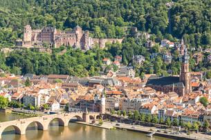 Heidelberg Germanyの写真素材 [FYI00786669]