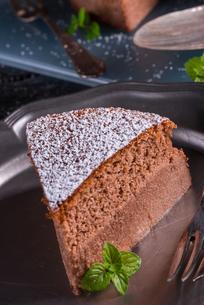 japanese cheesecakeの写真素材 [FYI00787321]