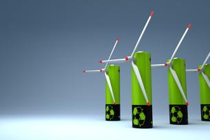 Wind Powerの写真素材 [FYI00788037]