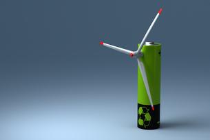 Wind Powerの写真素材 [FYI00788079]