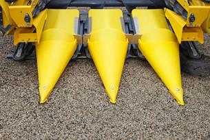 Corn harvesterの素材 [FYI00788461]