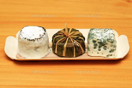 Chevre cheeseの写真素材 [FYI00788513]