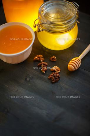 Honey with walnutの素材 [FYI00788531]